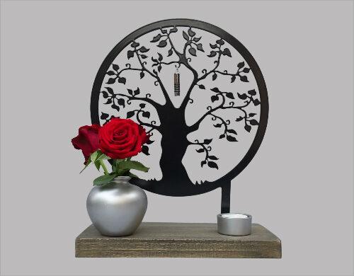 levensboom gedenkbeeld