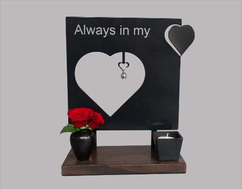 gedenkaltaar hart