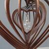 gedenksieraden glasbolhanger