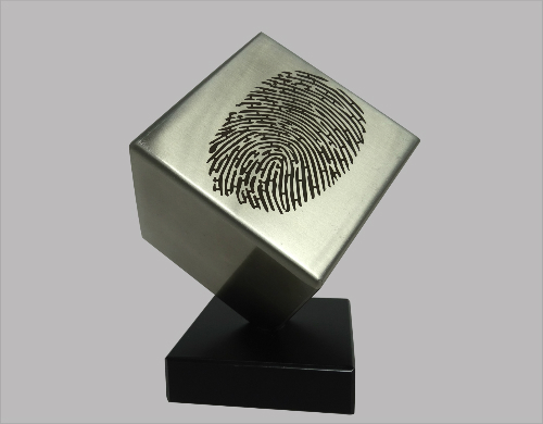 RVS urn fingerprint