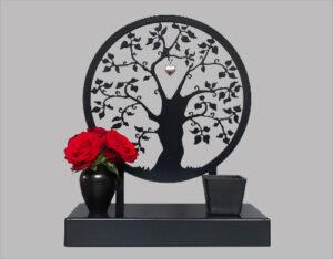herinneringsboom urn